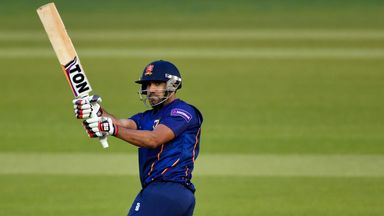 Ravi Bopara: On form for Essex at Glamorgan