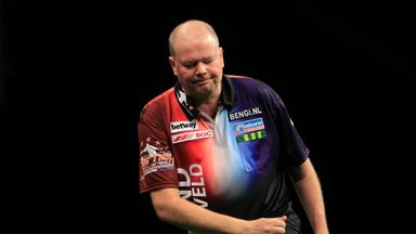 Raymond van Barneveld: Failed to reach the final at the 02