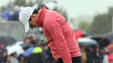 Rory McIlroy: Carded the fourth highest round of his professional career
