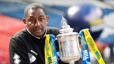Russell Latapy: Inverness assistant focused on victory