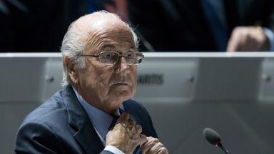 Sepp Blatter: Fighting for fifth term as FIFA president