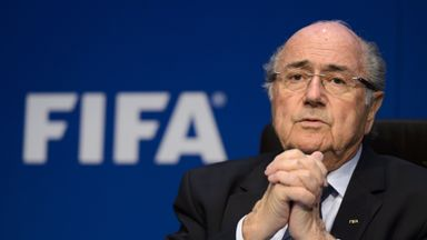 Sepp Blatter: FIFA president is embarking on a fifth term