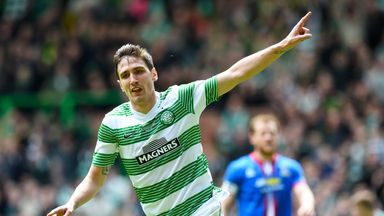 Celtic's Stefan Scepovic has joined Getafe on loan
