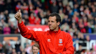 Thomas Sorensen: Leaving Stoke after seven years