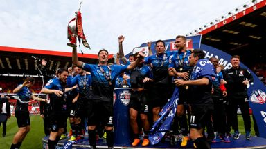 Bournemouth won the Championship last season... but what will happen in 2015/16?