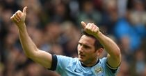 Frank Lampard: Emotion to have left English football