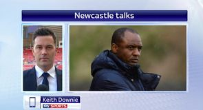 Viera to hold talks with Newcastle