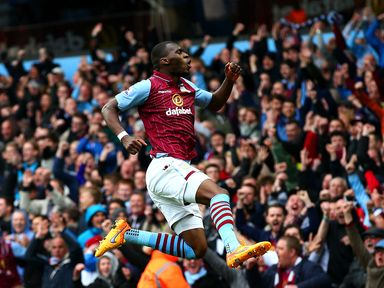 Christian Benteke: Has been urged to commit his future to Aston Villa