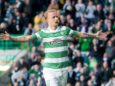 Leigh Griffiths: Hoping for more Scotland caps