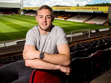 Louis Laing: Staying at Motherwell