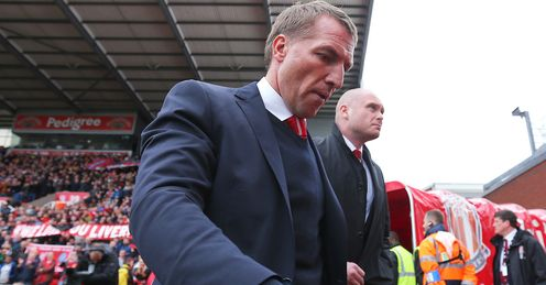 Brendan Rodgers: Apologised for performance at Stoke