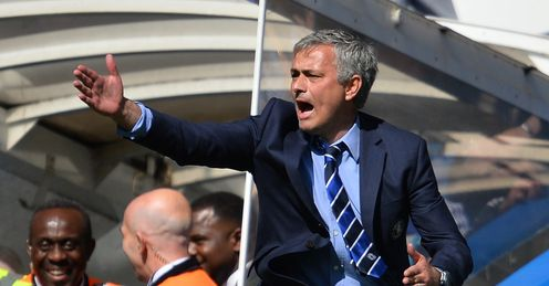 Jose Mourinho: Set for talks over new contract