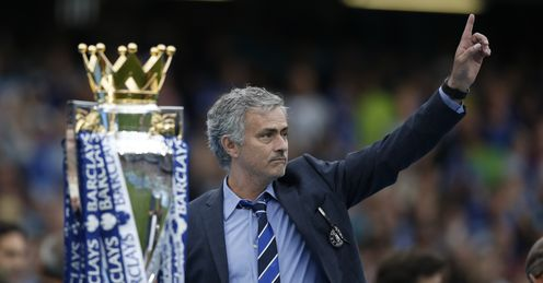Jose Mourinho: New faces key to title defence