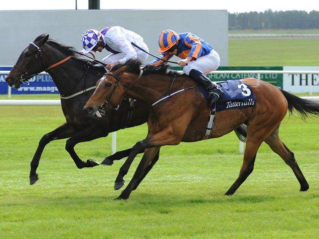 Found: In Coronation Stakes