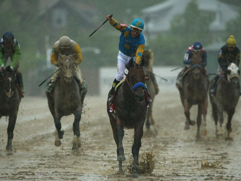 American Pharoah: Will retire to Coolmore Stud
