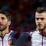 Sergio Ramos & David de Gea: Swap deal reports
