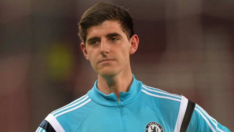 Thibaut Courtois is reportedly facing a spell on the sidelines