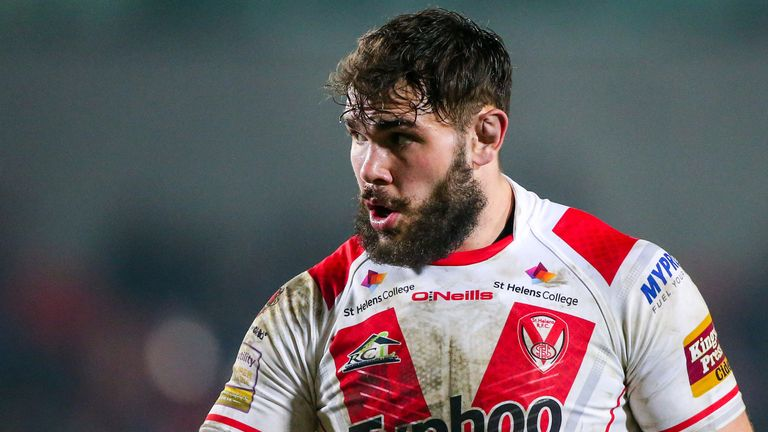 Alex Walmsley, Saints' Man of Steel contender