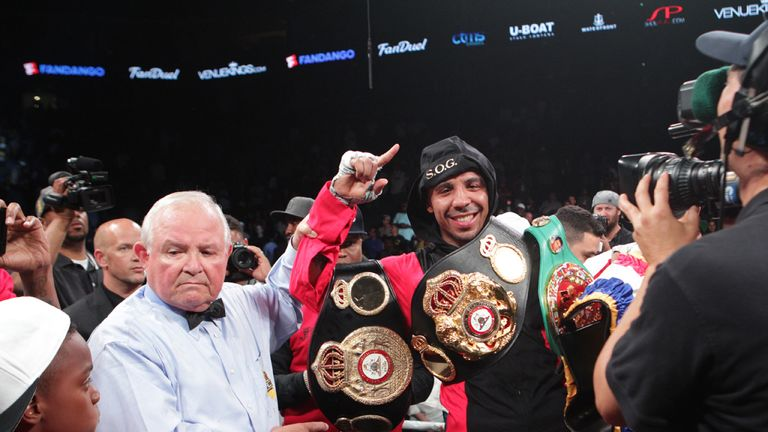 Andre Ward could fight Golovkin