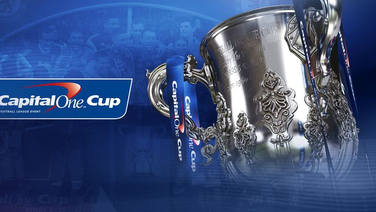 capital one cup website