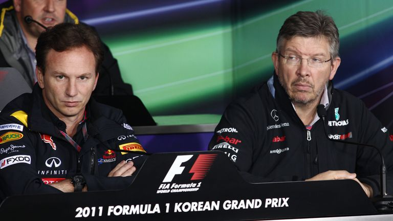 Christian Horner thinks old rival Ross Brawn could be the person to write F1's rules