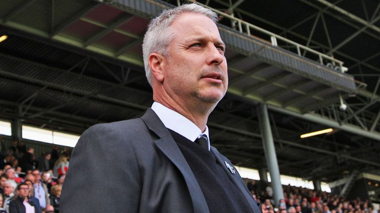 Kit Symons was dismissed after 5-2 home defeat