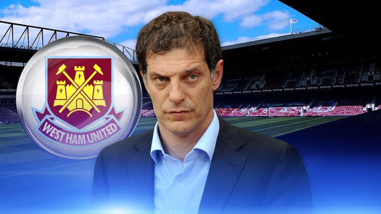 Image result for slaven bilic West Ham United