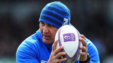 Cardiff Blues forwards coach Dale McIntosh has left the club