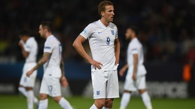 England finished bottom of Group B after their 3-1 defeat to Italy