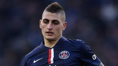 The Spanish press have linked Barcelona with a move for Marco Verratti