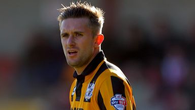 Adam Yates: Has joined Northampton on loan