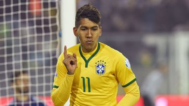 Roberto Firmino is already feeling at home at Liverpool