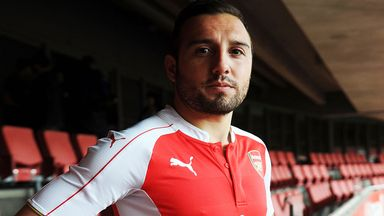 Santi Cazorla: Arsenal midfielder thinks the Gunners need to tighten up to challenge for the Premier League title