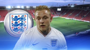 Alex Pritchard is in England