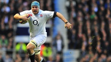 Ben Morgan: Will be hoping to win back the number eight jersey from Billy Vunipola.
