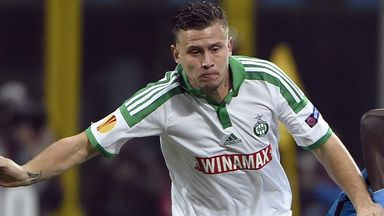 Franck Tabanou: Signs three-year deal at Swansea