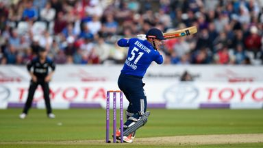 Jonny Bairstow: Full of pride after victory