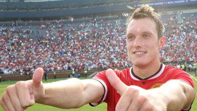 Phil Jones is looking forward to the new Premier League campaign