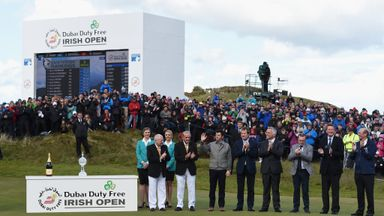 Another record-breaking week for the Irish Open