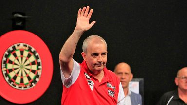 Phil Taylor World Cup of Darts