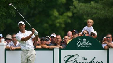 Tiger Woods: Former world  No 1 feels he has made improvements to his game recently