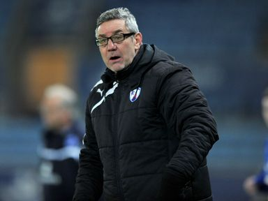 Mark Smith will be in charge of Chesterfield until a new manager is found