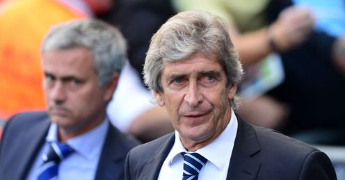 Pellegrini and Mourinho: Mixed fortunes in draw