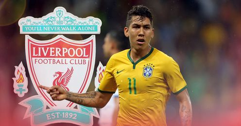 Roberto Firmino: Determined to bring success to Liverpool