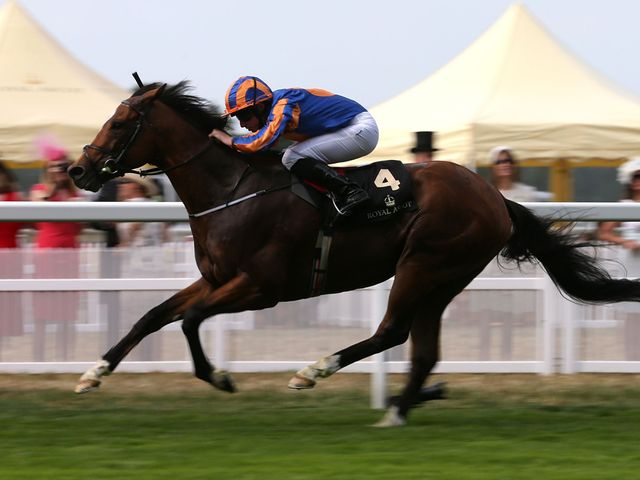 Gleneagles winning the St James's Palace