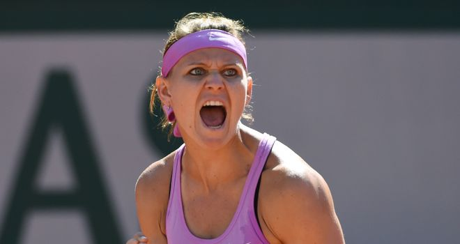 Lucie Safarova: Bidding for a personal best