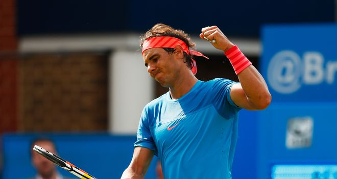 Rafa Nadal is out of form before the US Open