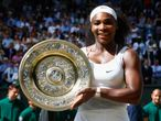 Wimbledon women's final day