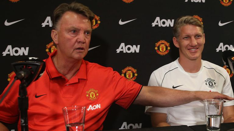 Louis van Gaal's criticism of Bastian Schweinsteiger is 'unfortunate', says Oliver Bierhoff