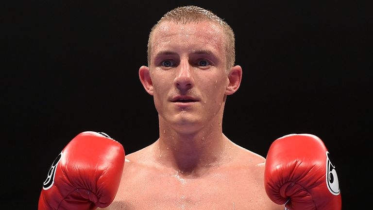 Paul Butler has signed a promotional deal with Eddie Hearn and Matchroom Boxing